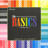 The Basics Paper Pack